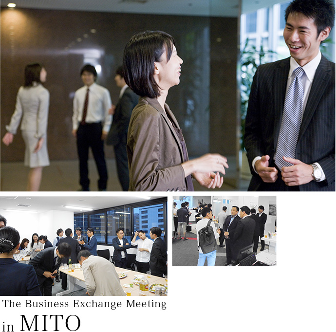 The Business Exchange Meeting in MITO