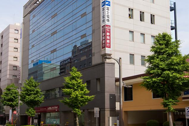 リージャス浜松駅南口